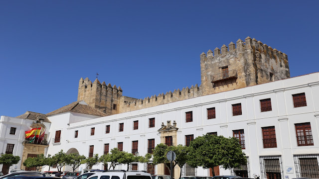 Ayuntamiento y Castillo - Arcos de la Frontera - Ruta de los pueblos blancos