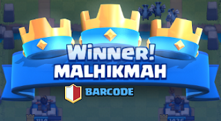 Dapat 3 Crown di Battle Arena