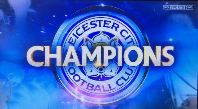 Pesta Leicester City Sang Juara Liga Inggris