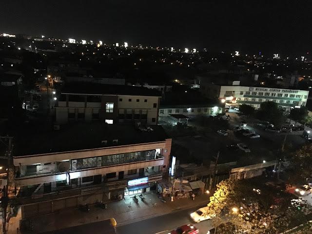 Sm bf para aque city rooftop view for 10 b swimming pool ups 5 sucat paranaque