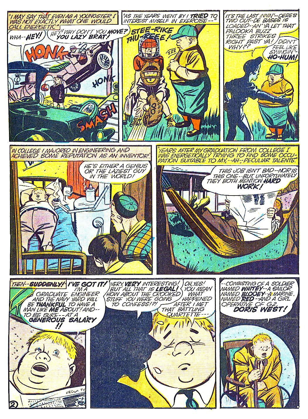 Read online All-American Comics (1939) comic -  Issue #50 - 61