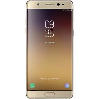 تعريب جهاز Galaxy Note Fan Edition SM-N935L 7.0