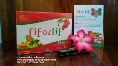 FiforLif original PT ABE pencernaan kesehatan kolon Pelangsing Surabaya