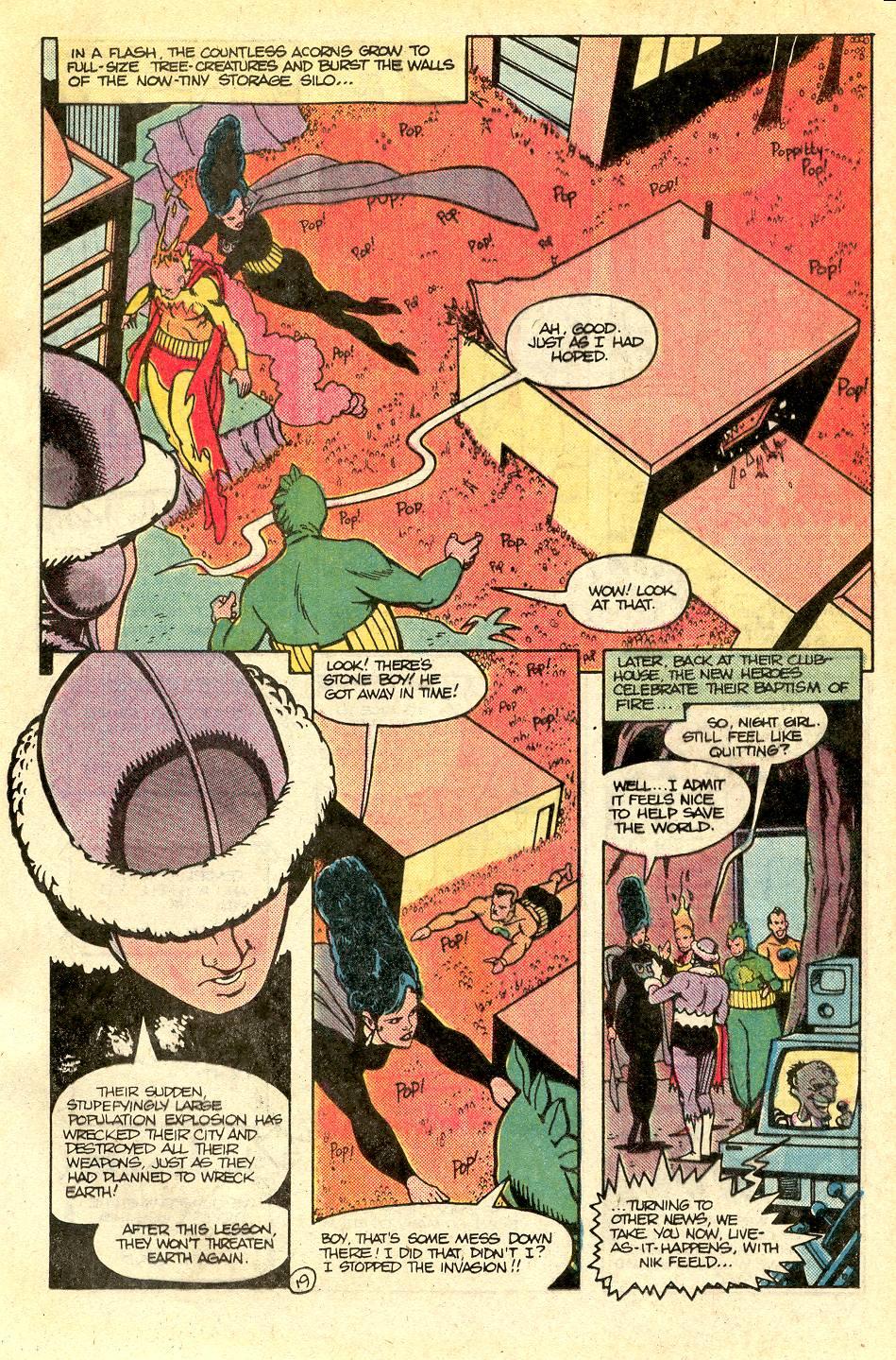 Read online Secret Origins (1986) comic -  Issue #37 - 21