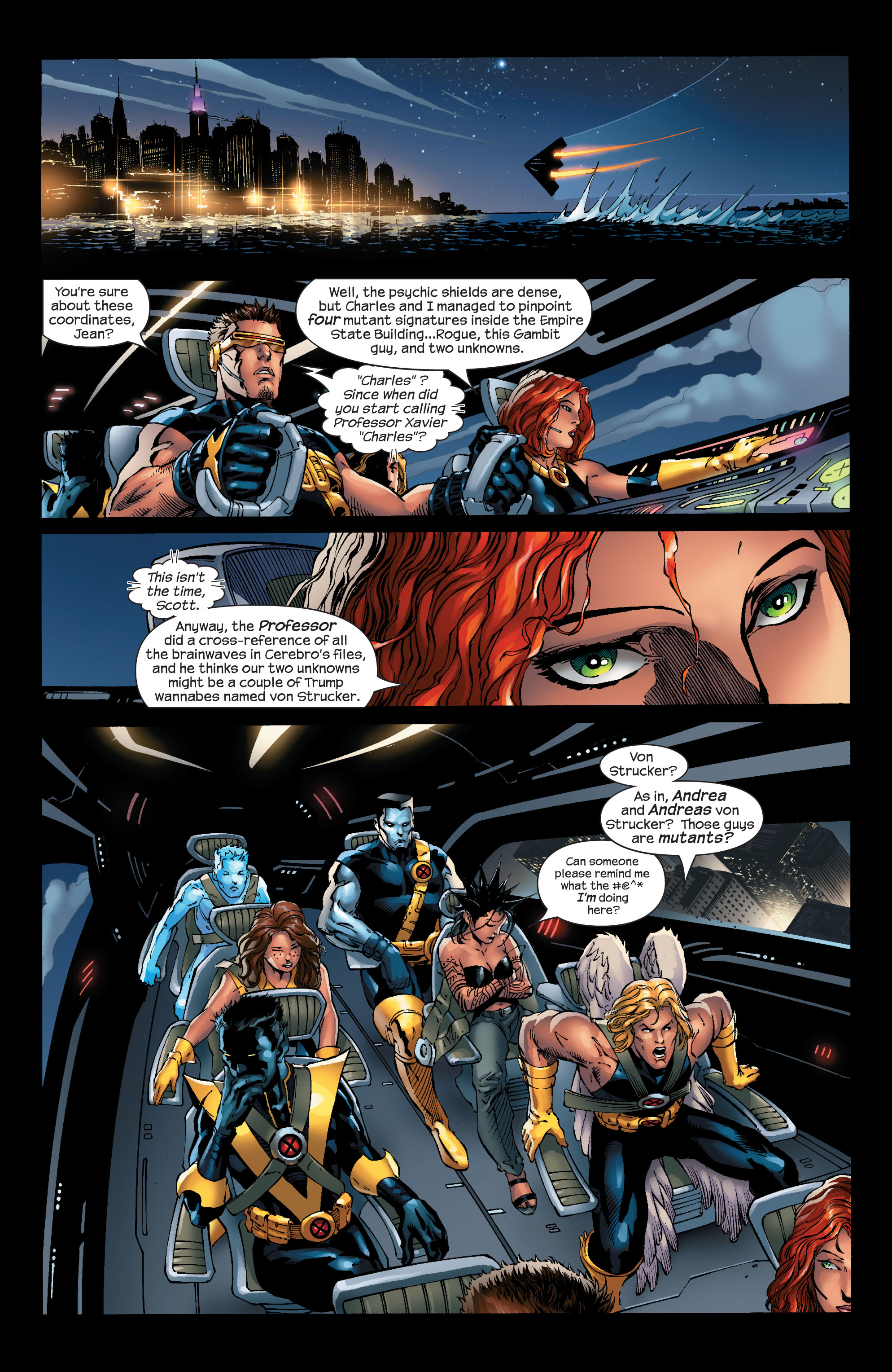 Read online Ultimate X-Men comic -  Issue #53 - 3