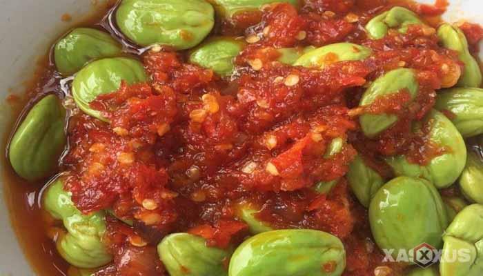 Resep cara membuat sambal goreng pete