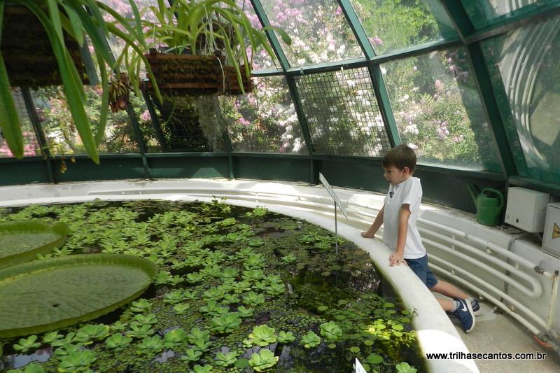 jardim botânico zagreb croacia