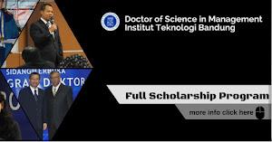 Beasiswa S3 Dalam Negeri di Institut Teknologi Bandung (ITB)