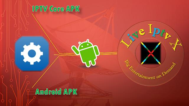IPTV Core APK