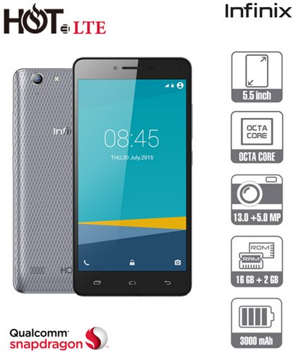 infinix HOT3 LTE