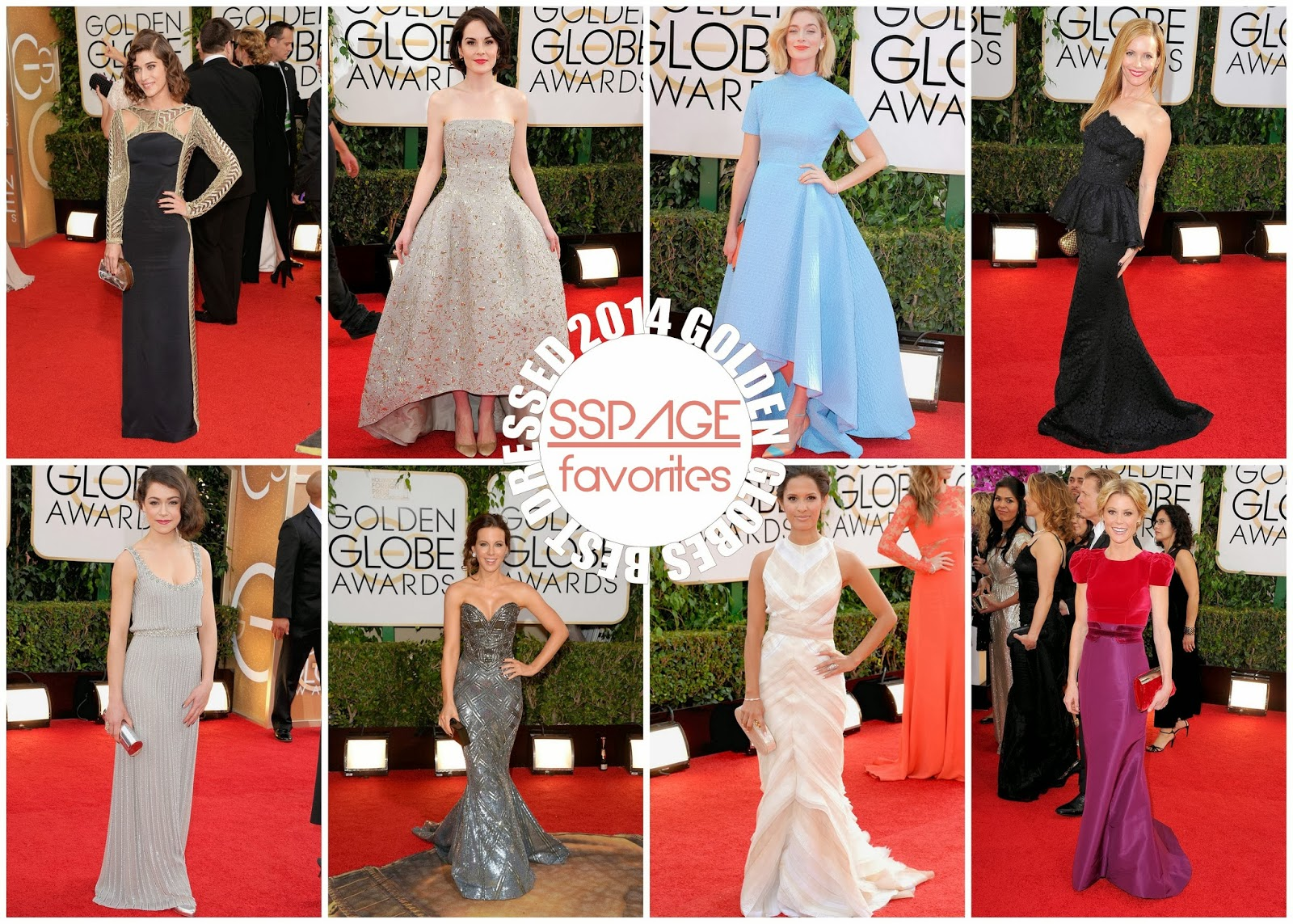 Fashion Favorites | 2014 Golden Globes