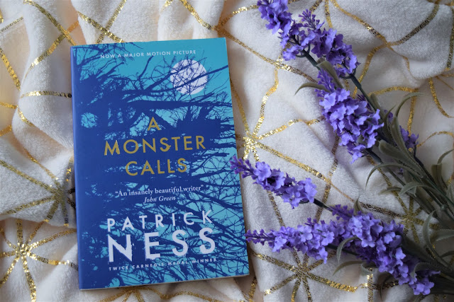 """A Monster Calls"" Patrick Ness"