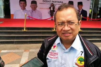Rezim Pilih Kasih Menegakkan Hukum, Giliran Pendukung 01 Dilaporkan tapi Tidak Ditindak Adil