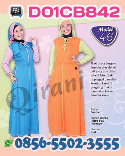 Salah satu merk fashion muslim yg populer di Indonesia merupakan