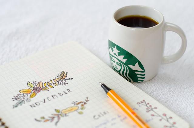 starbucks; cofee; kawa; planner