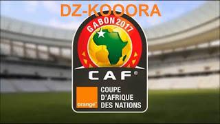 المنتخبات المتأهلة للدور النصف النهائي من كأس أمم إفريقيا 2017  بالغابون