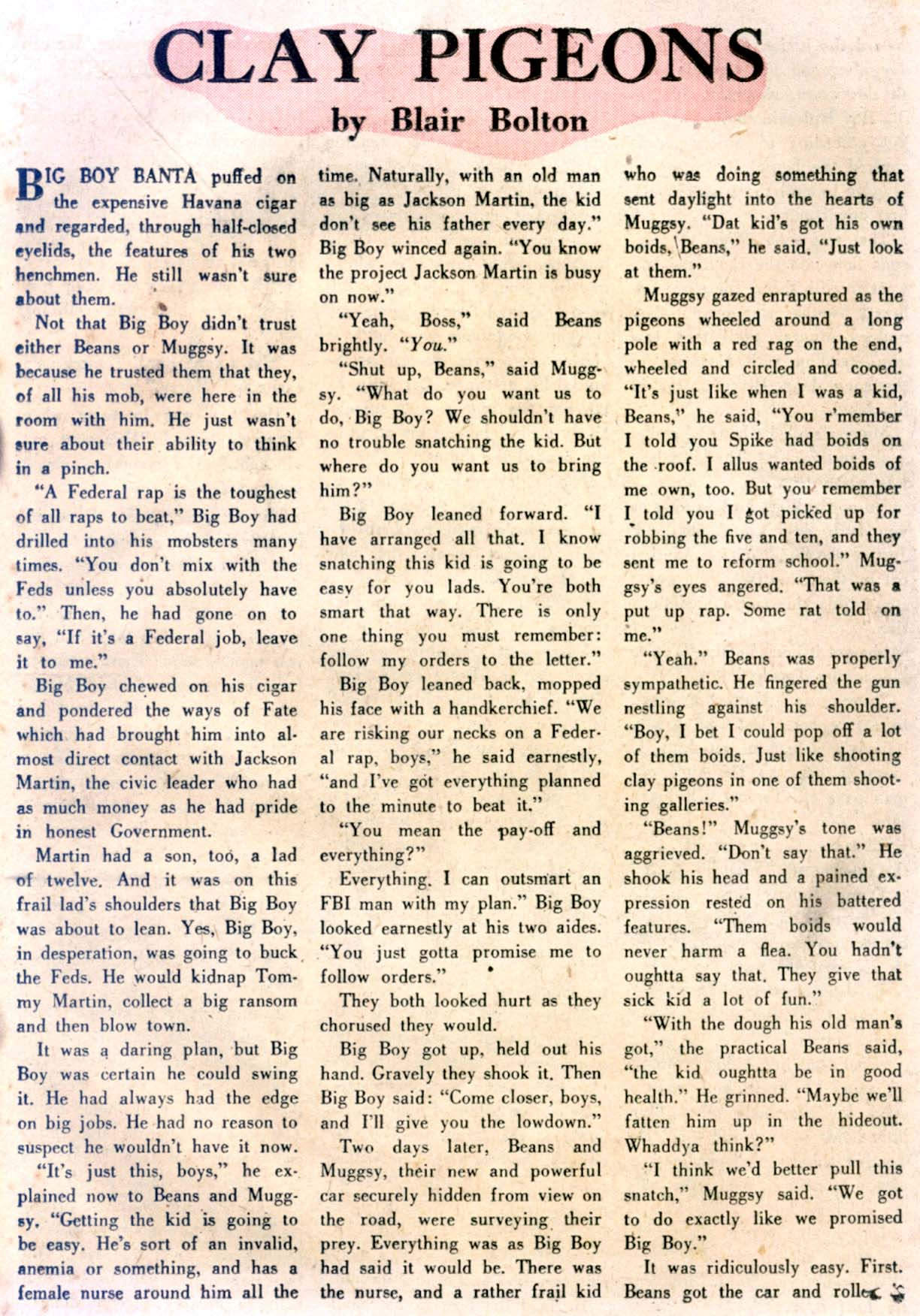 Read online Detective Comics (1937) comic -  Issue #106 - 27