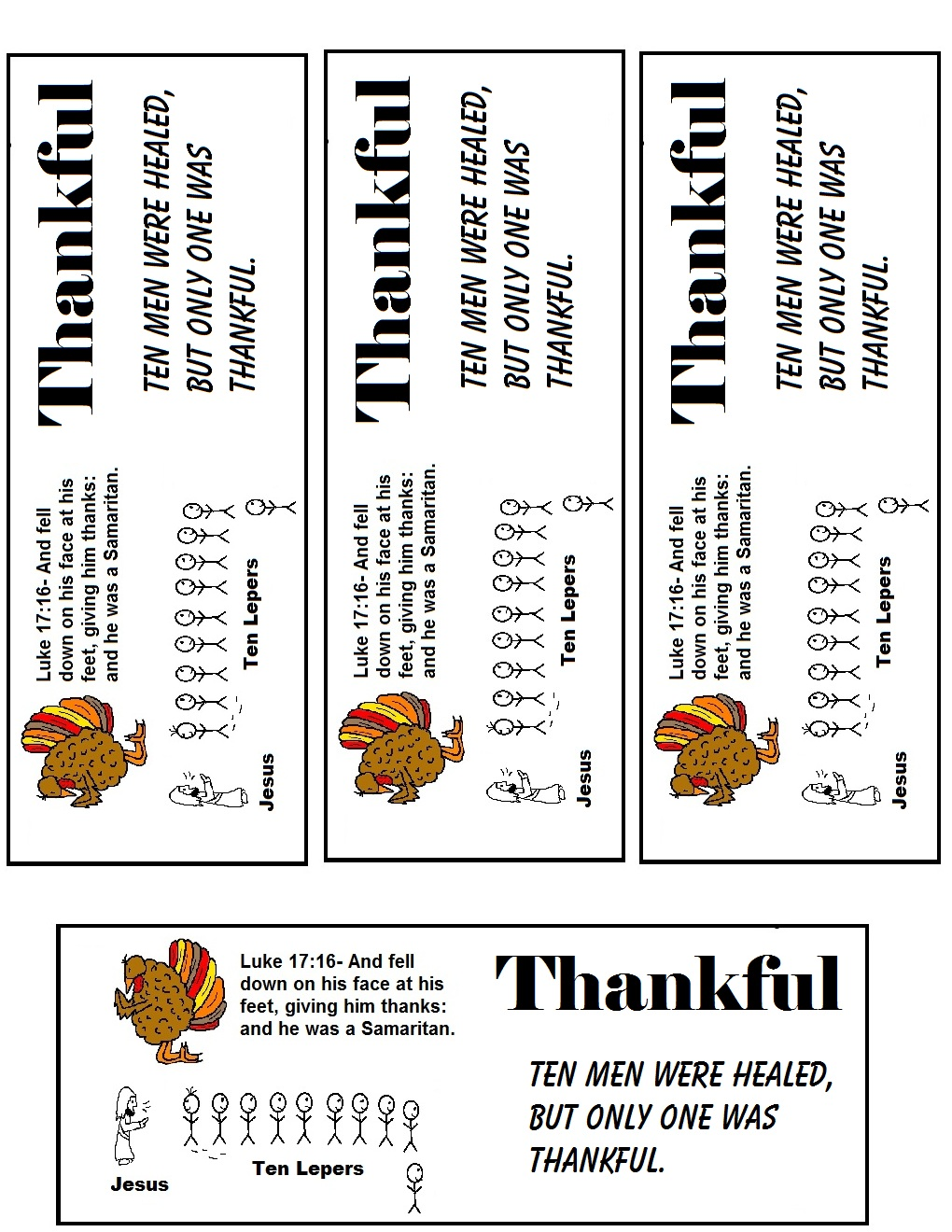 Church Thankful Thanksgiving Kids Games