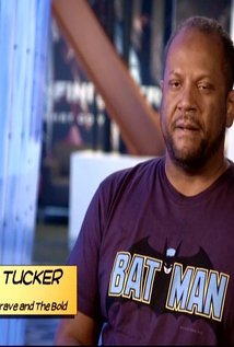 James Tucker. Director of Batman: Return of the Caped Crusaders