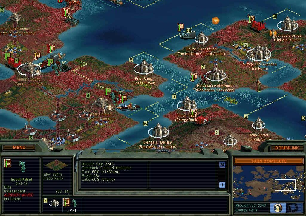 Sid Meier's Alpha Centauri Game - Games Free FUll version ...