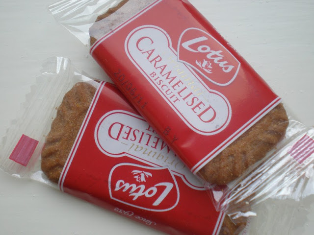 Lotus biscuits