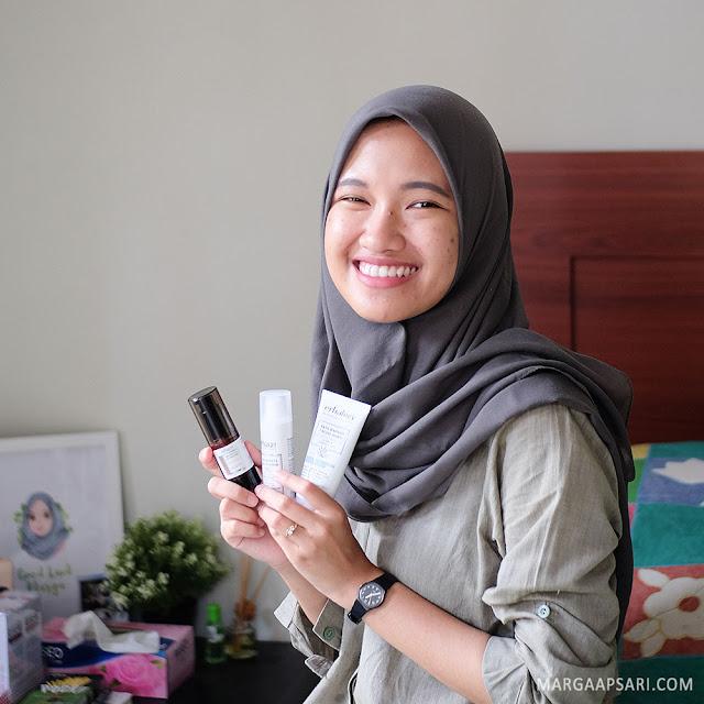 Erha TruWhite Activator C Serum & Skin Barrier Facial Wash
