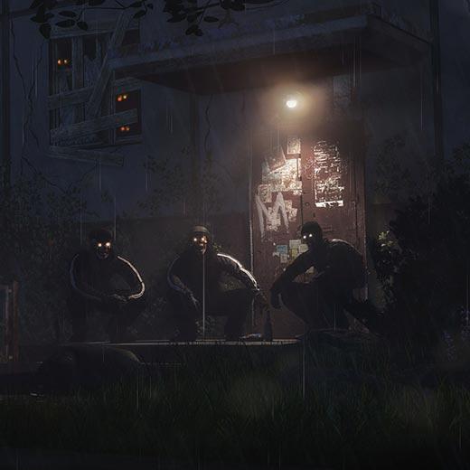 Russian Horror Wallpaper Engine