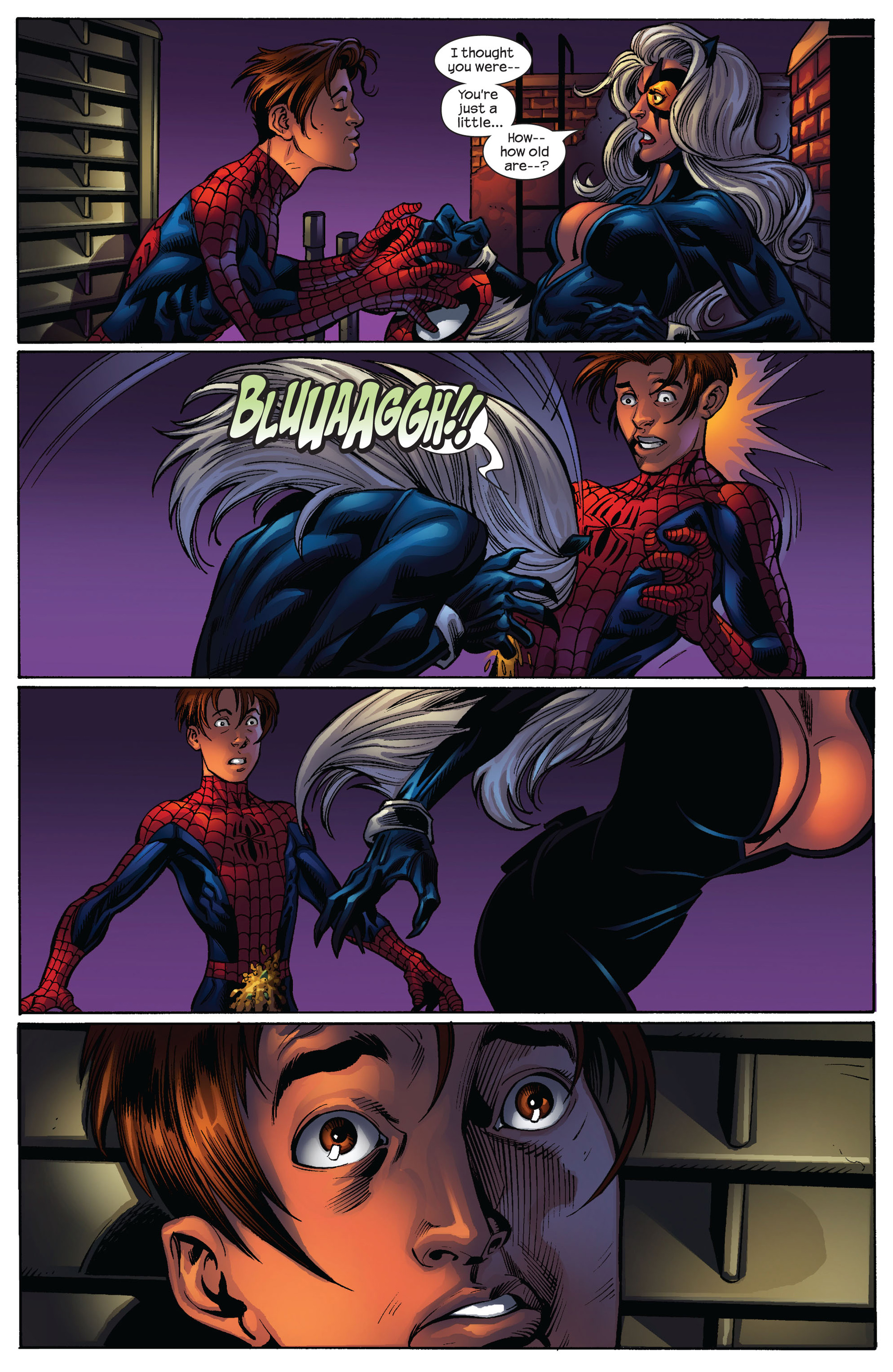 Read online Ultimate Spider-Man (2000) comic -  Issue #85 - 19