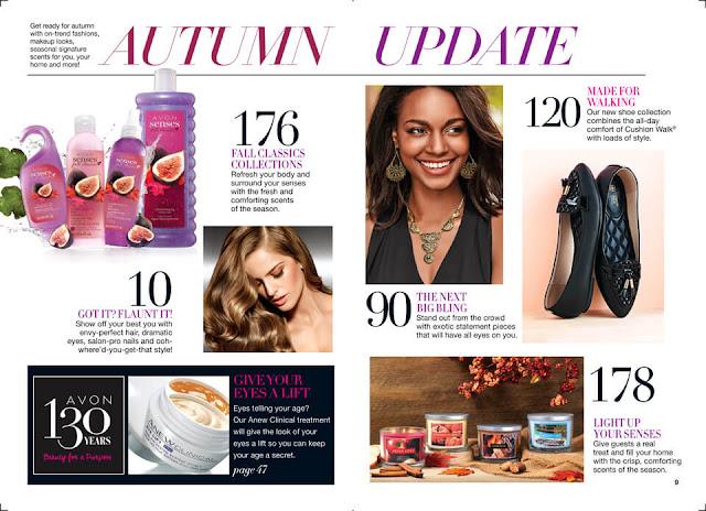 Autumn Update. Shop Avon Campaign 21 >>>