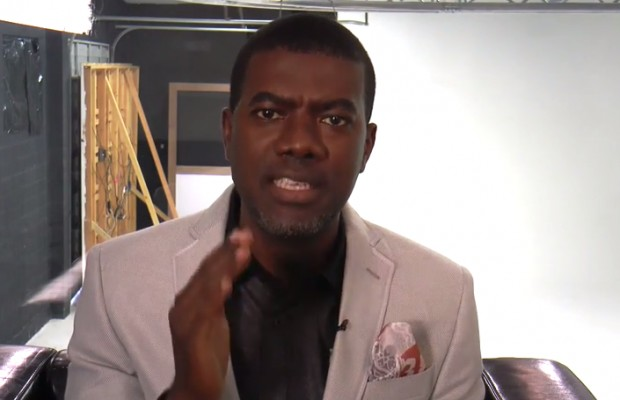 You are a decorated monkey- Reno Omokri