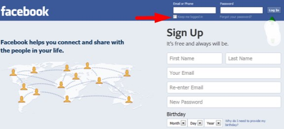 Facebook Com Login My Account
