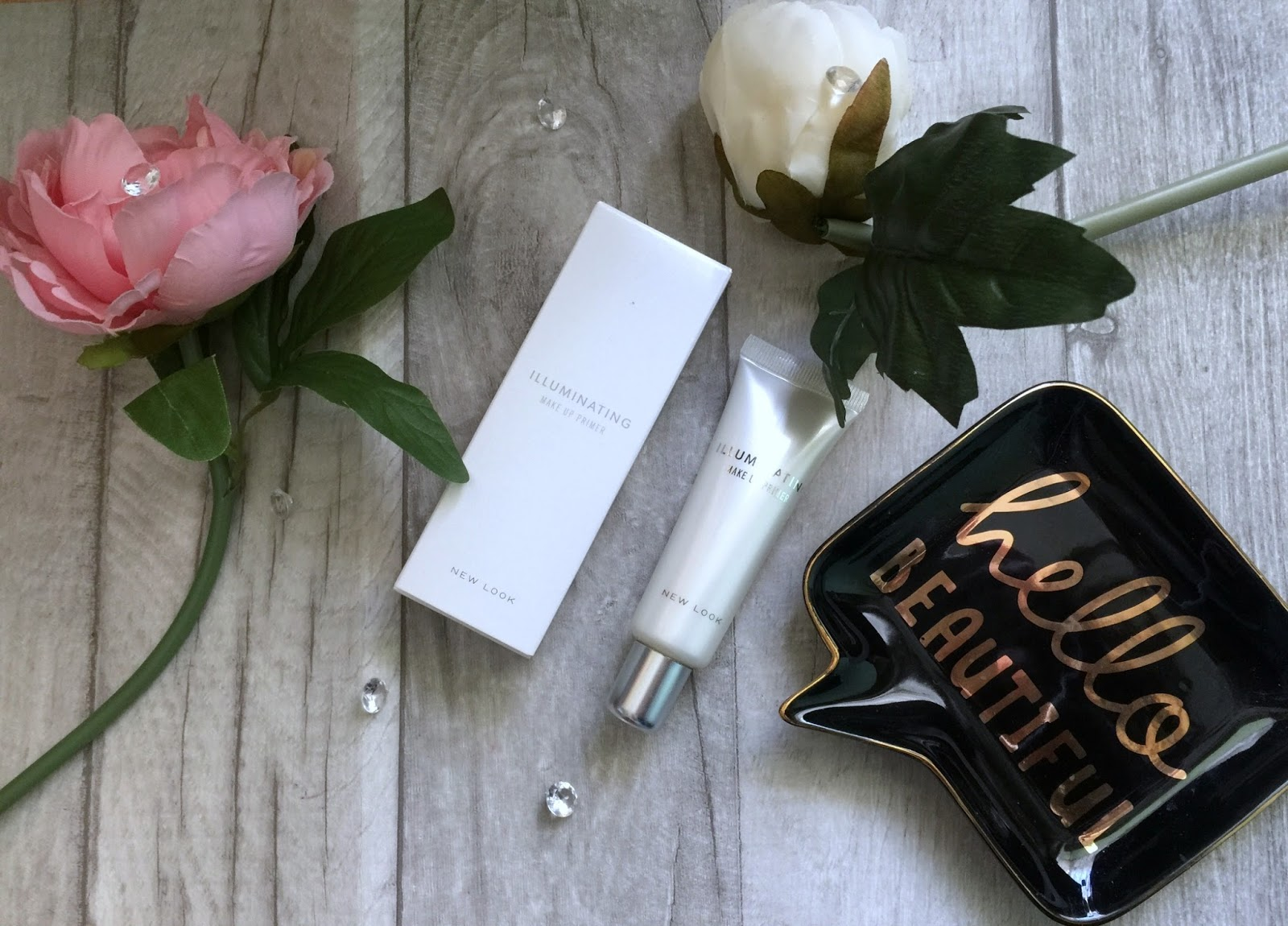 new look illuminating makeup primer review