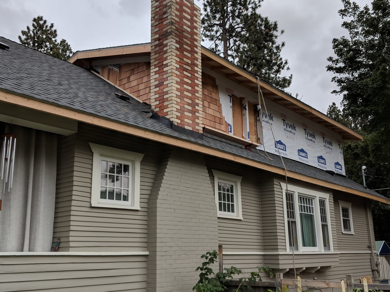 Spokane Craftsman Renovate