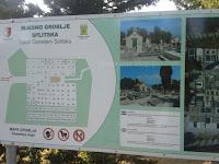 Mape groblja Splitska slike otok Brač Online
