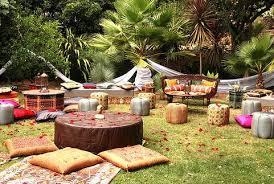 Genie Bricolage & Décoration: Décoration jardin marocain