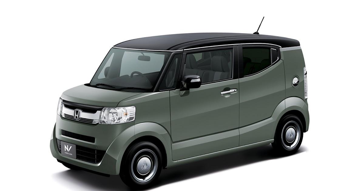 All Cars Nz 2016 Honda N Box