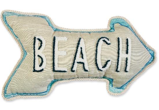 Beach Arrow Pillow