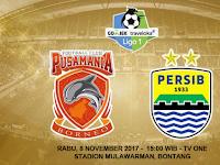 Prediksi Borneo FC vs Persib, Rabu 8 November 2017