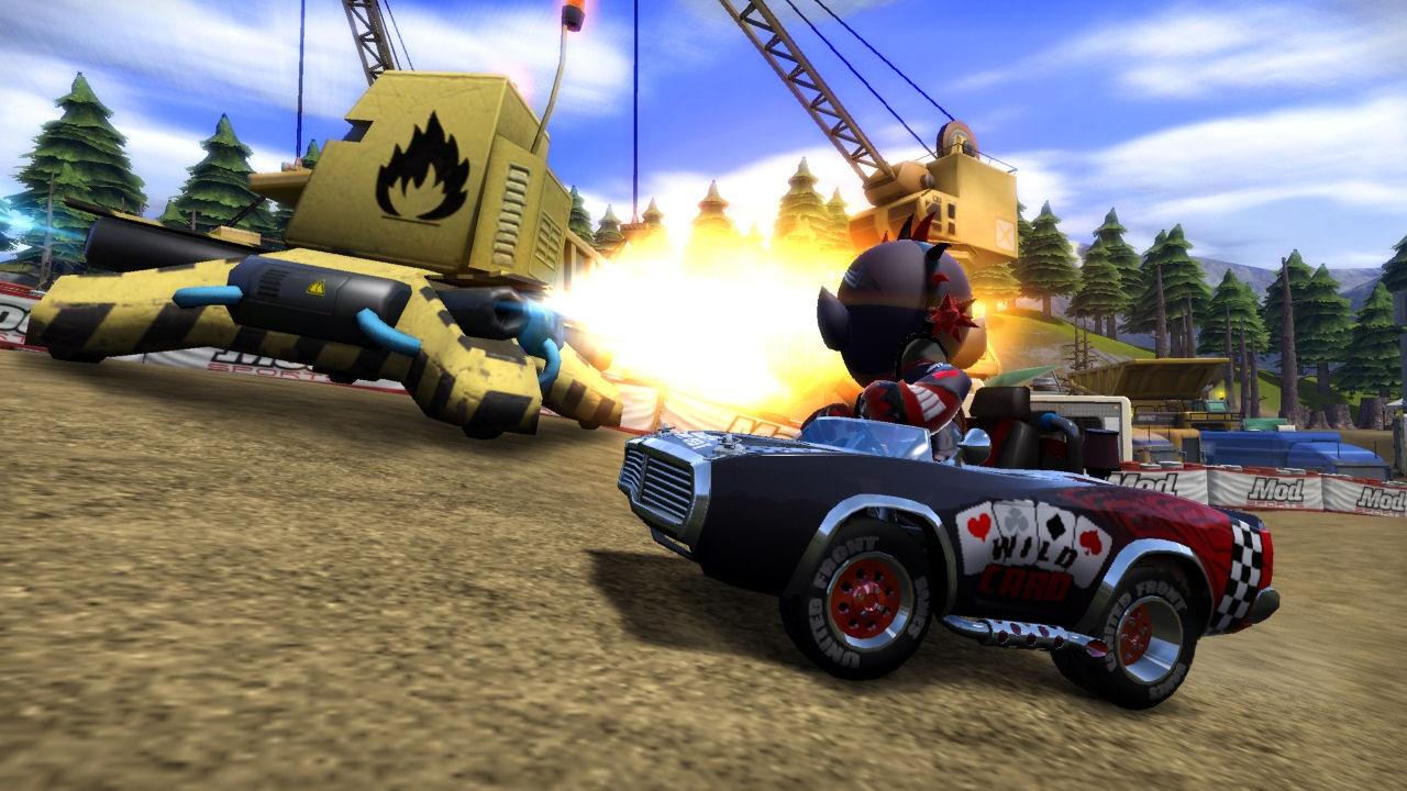 The Big  Car Races