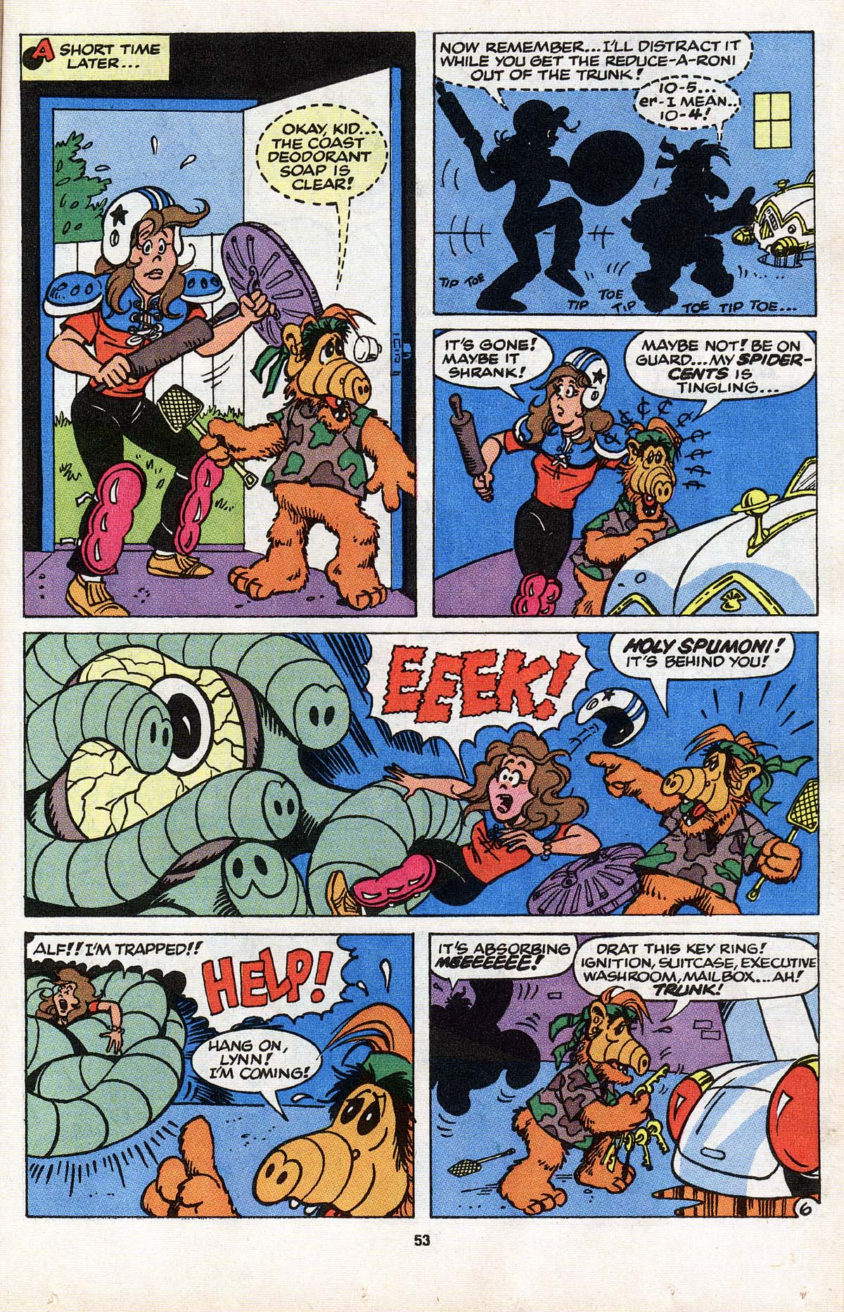 Read online ALF comic -  Issue # _Annual 3 - 47