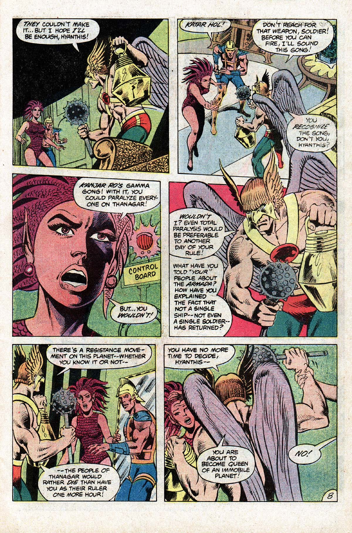Read online World's Finest Comics comic -  Issue #278 - 9