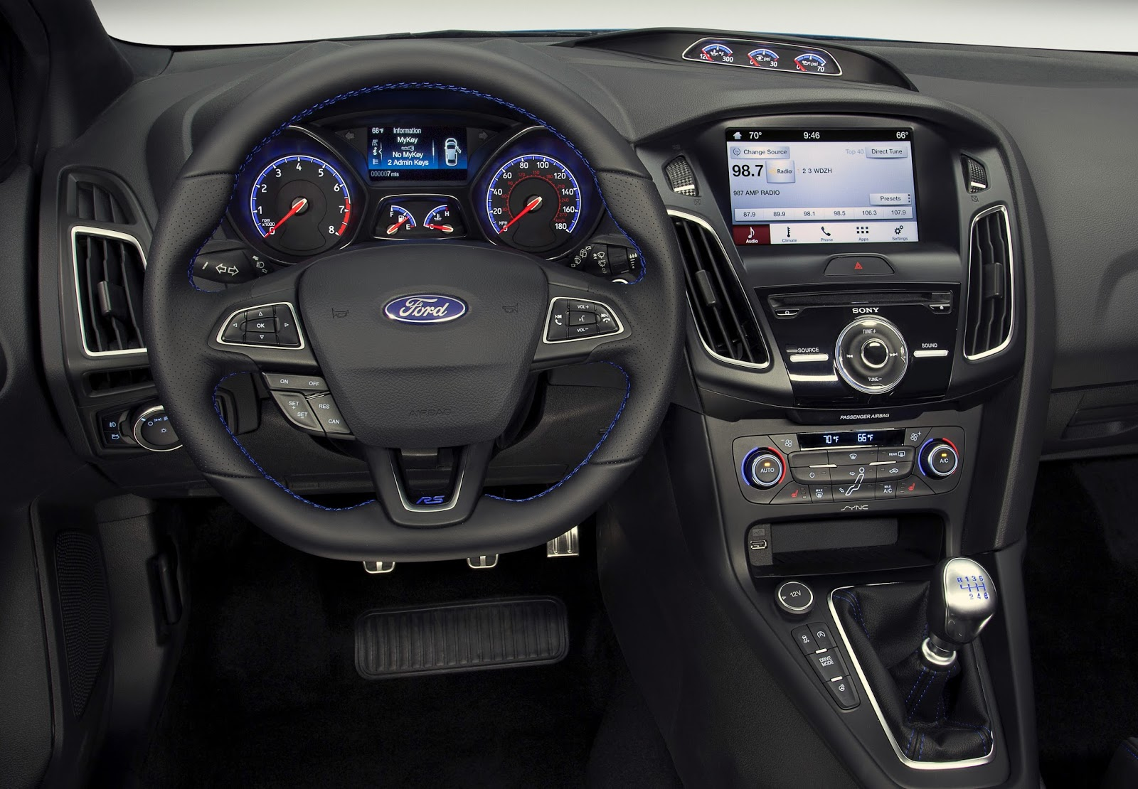 Uautoknownet Highperformance Focus RS Now On Tap At Your Local - Nearest ford dealership