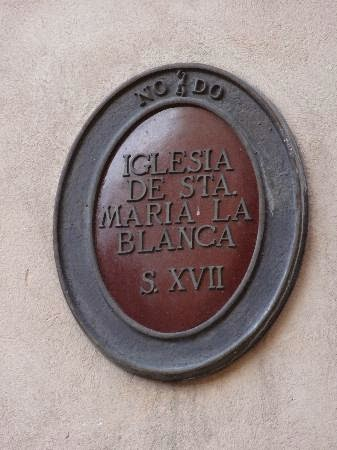 Iglesia Stma. María la Blanca-Sevilla