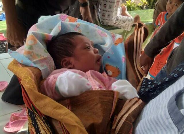 Ini Kronologis Penemuan Bayi di Rumah Persawahan di Soppeng