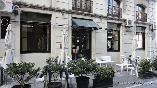 Café Bacacay - Montevidéu, Uruguai