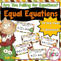 Fall Equal Equations
