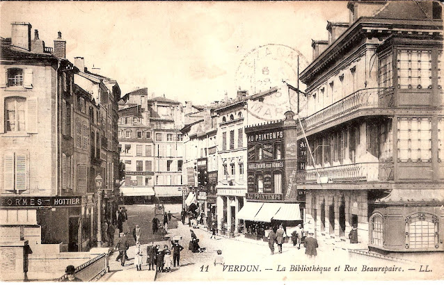Verdun, rue Beaurepaire
