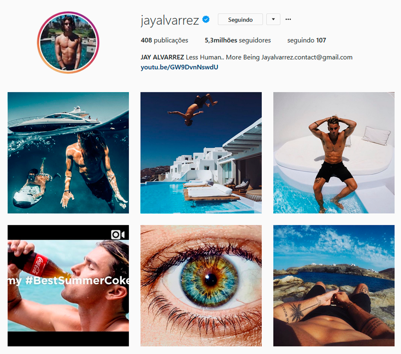 Top 10 Instagrammers Travel Bloggers para seguir Jay Alvarrez jayalvarrez Indicações Dicas Instagram Pictures Photos Viajante Travelblogger Stephanie Vasques Viagens Não é Berlim blog naoeberlim