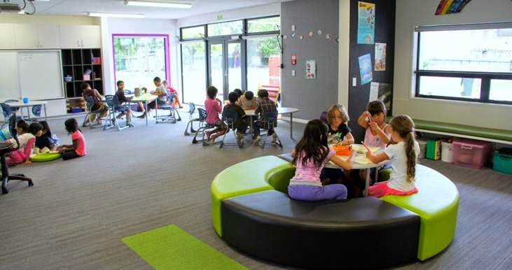 Innovative Classroom Spaces ~ Next generation learning spaces meaningful