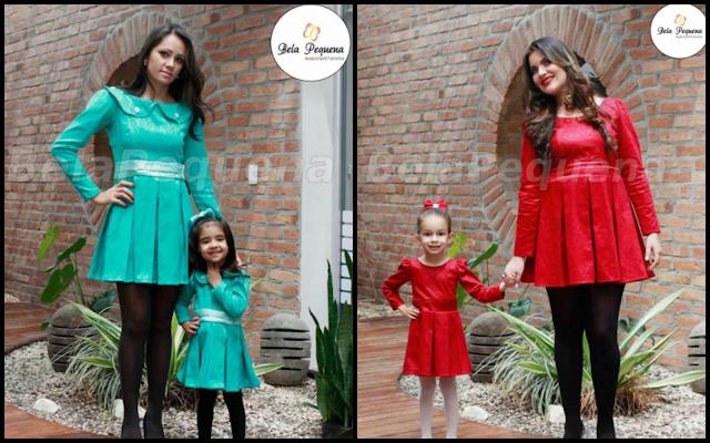 44 Vestidos tal mãe, tal filha